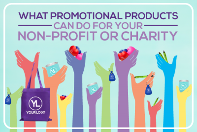 What Promotional Products Can Do For Your Non-Profit or Charity