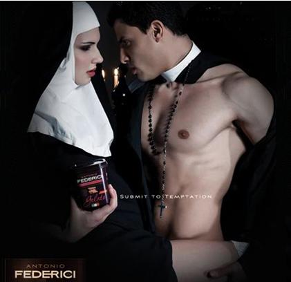Antonio Federici – Submit to Temptation