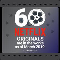 Netflix originals stat