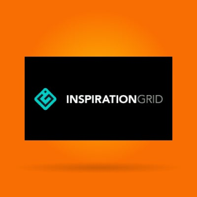 Inspiration grid Graphic Design Blog Tekraze