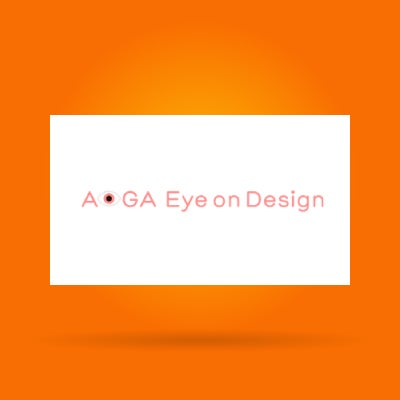 AIGA Eye on Design