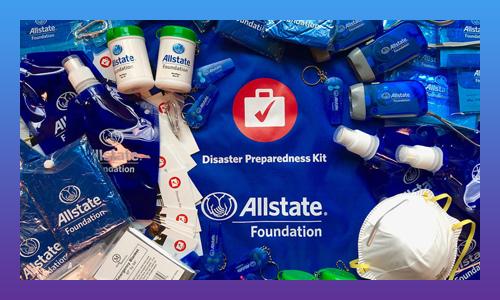Allstate disaster kit