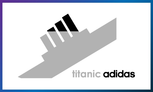 Adidas Titanic perspective