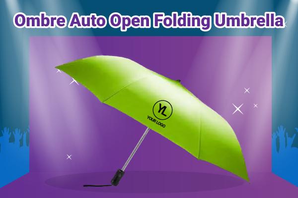 trendy ombre umbrella