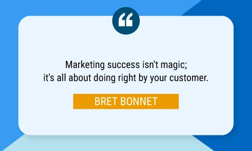 Bret Bonnet quote