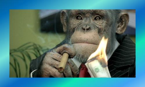CareerBuilder monkey