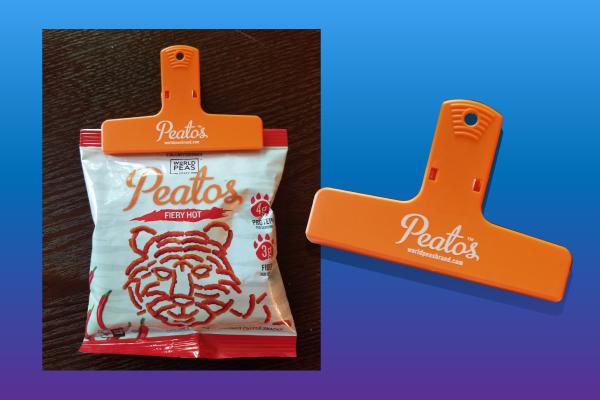 Peatos chip clip