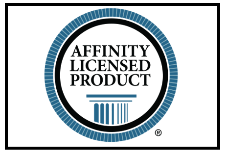 Affinity Licensed Product logo