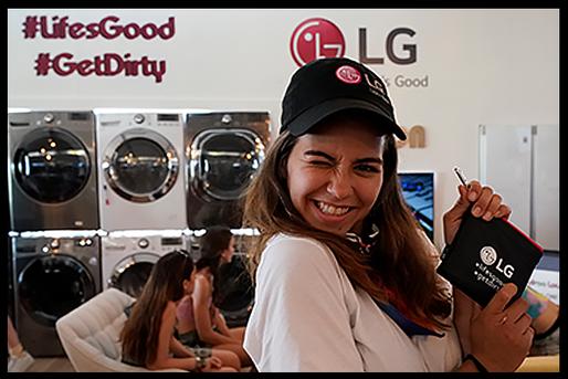 LG laundry bags