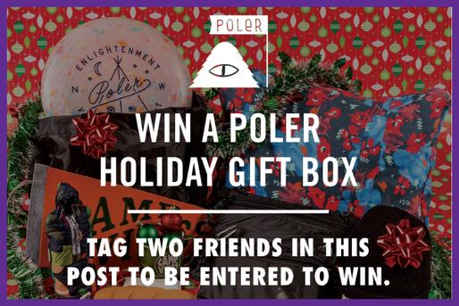 Poler holiday gift box