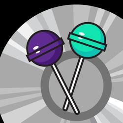 Lollipops graphic