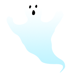 ghost graphic