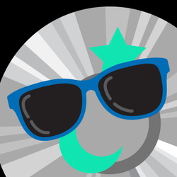 Sunglasses at Night graphic