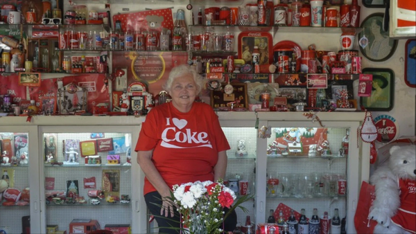 Coca-Cola Shrine