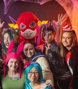 Office Halloween costumes