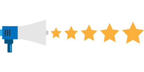 posting your review graphic