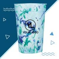custom confetti cups