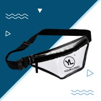 Transparent fanny packs
