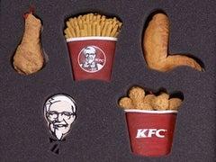 KFC ornaments