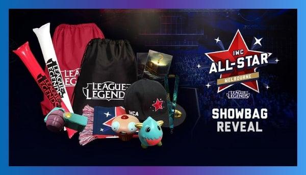 League of Legends swag