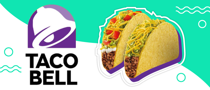 Taco Bell graphic