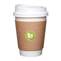 To-go coffee cup graphic
