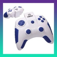 video game controller shaped stress ball