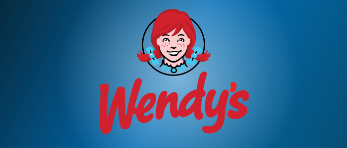 Wendy's graphic