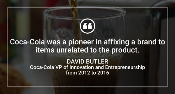 quote from David Butler coca-cola