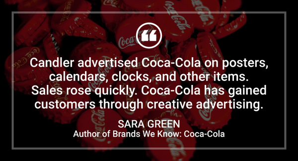 quote about coca-cola