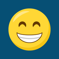 happy face graphic