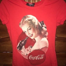 vintage coca-cola t-shirts