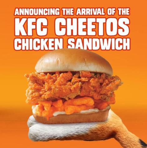 Cheetos & KFC
