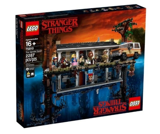 Stranger Things Legos