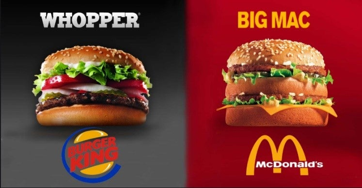 Day Without a Whopper campaign