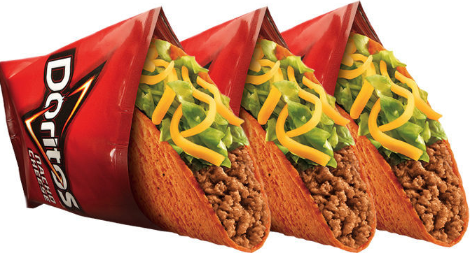 Doritos and Taco Bell collaboration