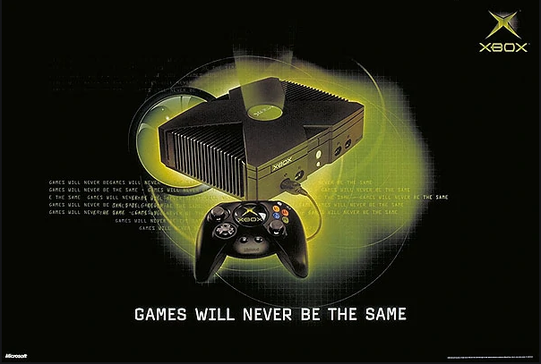 Microsoft Xbox release
