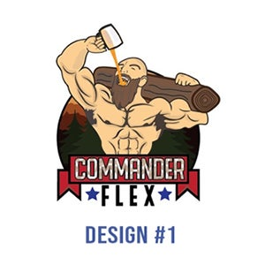 Commander Flex Design #1