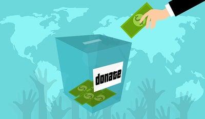 donation bin graphic