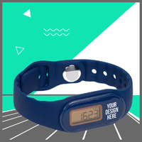 Wearable pedometer