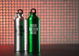 Custom Aluminum Water Bottles