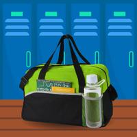 Multi-Pocket Duffle Bag graphic