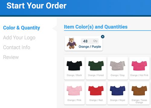 start your order qlp