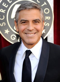 George Clooney voiceover