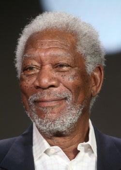 Morgan Freeman voiceover