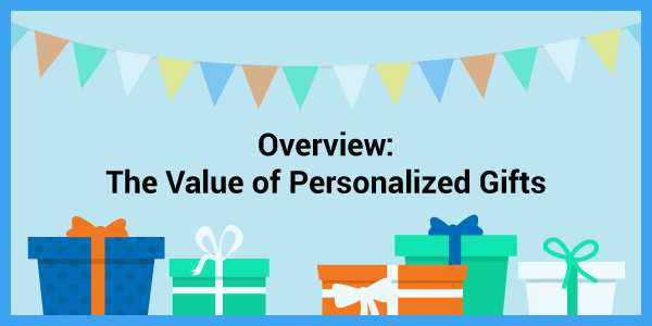 The value of personalized gifts
