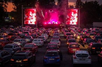 Drive-in concerts