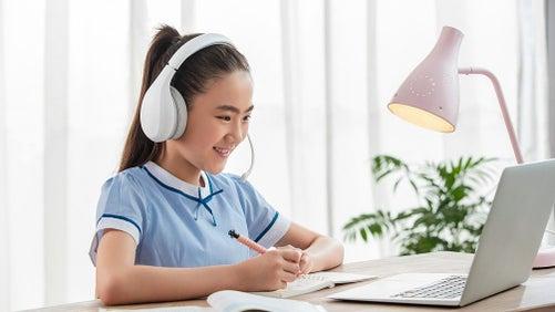 e-learning headphones