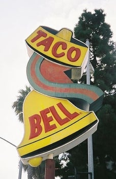 First Taco Bell 1962