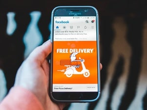 offer free delivery